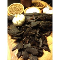 Garlic and Pepper Beef Biltong